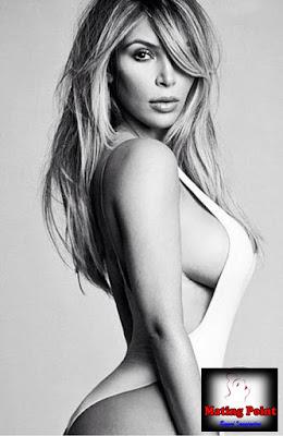 Kim Kardashian Revealing Her Amazing Body in Skinny Lingerie | Pregnant Belly