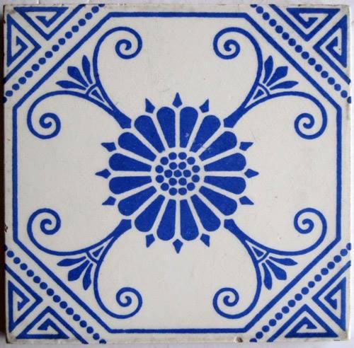 Azulejos antigos no rio de janeiro compara o de padr es inglaterra espanha portugal e alemanha - Azulejos onda castellon ...