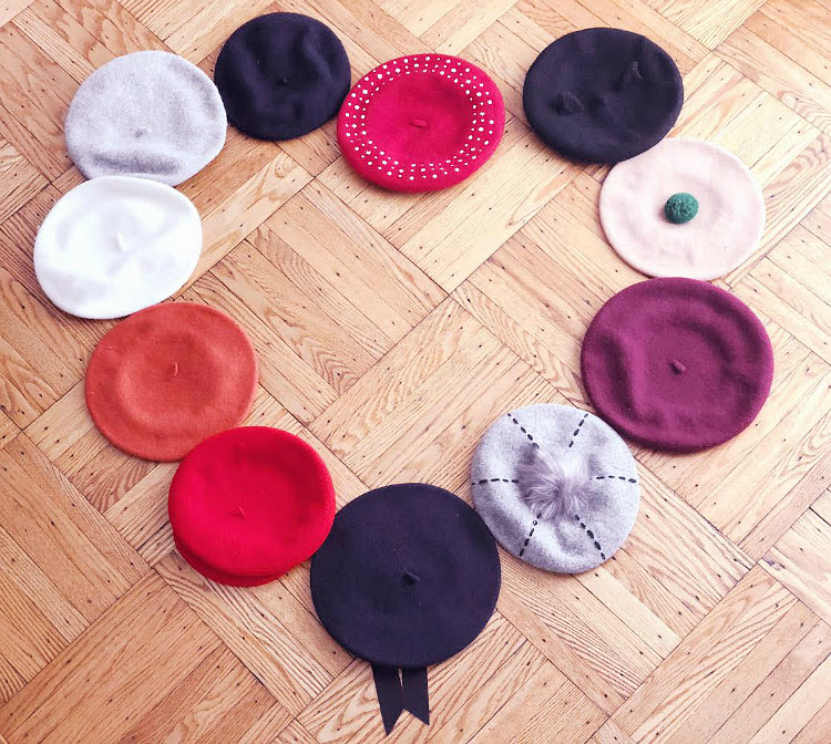A Vintage Nerd, Vintage Berets, Retro Lifestyle Blog, Retro Fashion Blog,