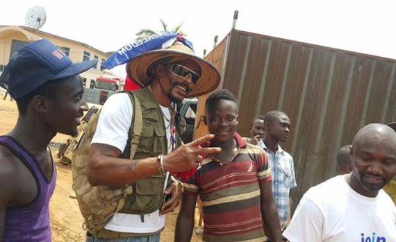 Nollywood actor and filmmaker, Hanks Anuku