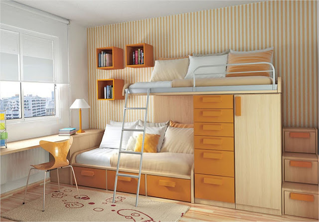 Ideas To Decorate A Small Bedroom