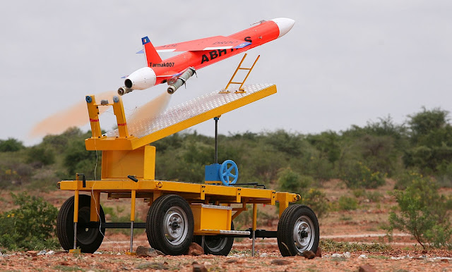 India-Tests-Abhyas-Live-Fire-Target-Drone