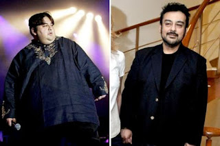 Adnan Sami Photos Before & After Weight Loss