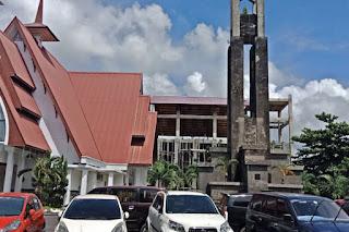 Tugu Perang Dunia II dan Jejak Pasukan Sekutu di Manado