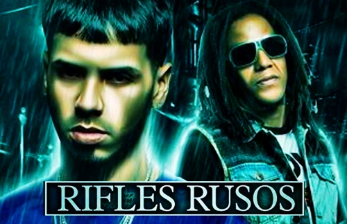 Anuel AA & Tego Calderon - Rifles Rusos
