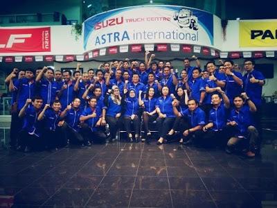 Lowongan Kerja SMA SMK D3 S1 PT. Astra International Tbk (UD Trucks Sales Operation), Jobs: Staff Admin.