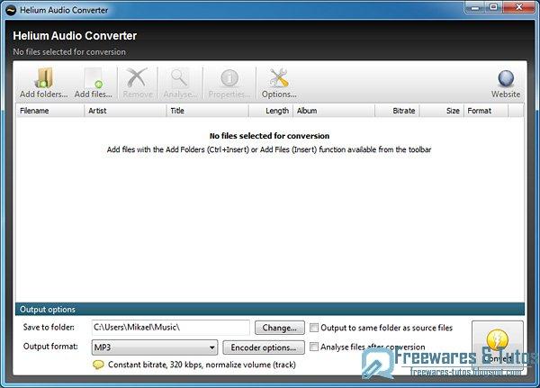 3 logiciels gratuits pour couper joindre et convertir vos fichiers audio freewares tutos - Couper un fichier audio en ligne ...