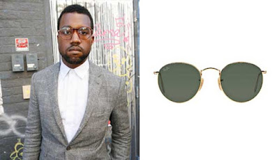 cara tips memilih kacamata frame tepat sesuai bentuk wajah oval bulat kotak hati panduan membeli toko fashion model koleksi terbaru  memakai
