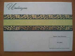Undangan hardcover dengan desain terbaik dan harga murah yang relatif terjangkau