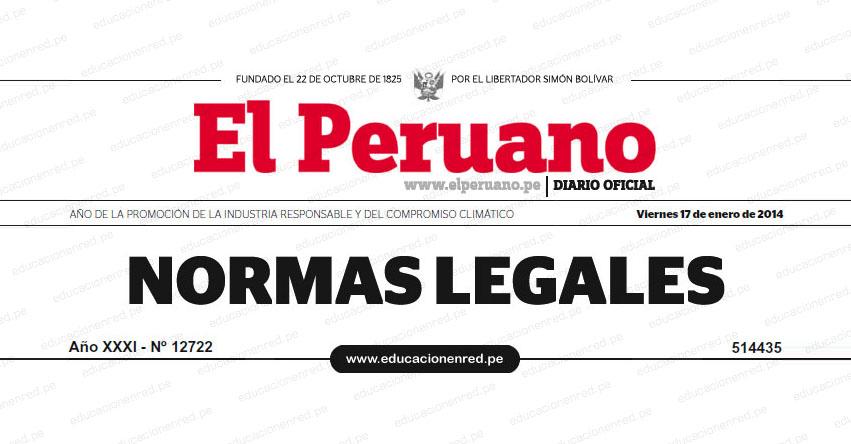 D. S. N° 014-2014-EF - Establecen Vigencia, Características, Criterios y Montos de las Asignaciones por Tipo y Ubicación de Institución Educativa, así como de la Asignación Especial por labores en el Valle de los Ríos Apurímac, Ene y Mantaro (VRAEM) en el marco de la Ley N° 29944, Ley de Reforma Magisterial - MINEDU - www.minedu.gob.pe | www.mef.gob.pe