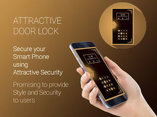 Attractive Door Lock Apk free Download