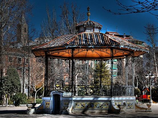 LA IMAGEN DEL DIA: Cuenca, Patrimonio de la Humanidad, Parque de San Julian by pepebarambio 3