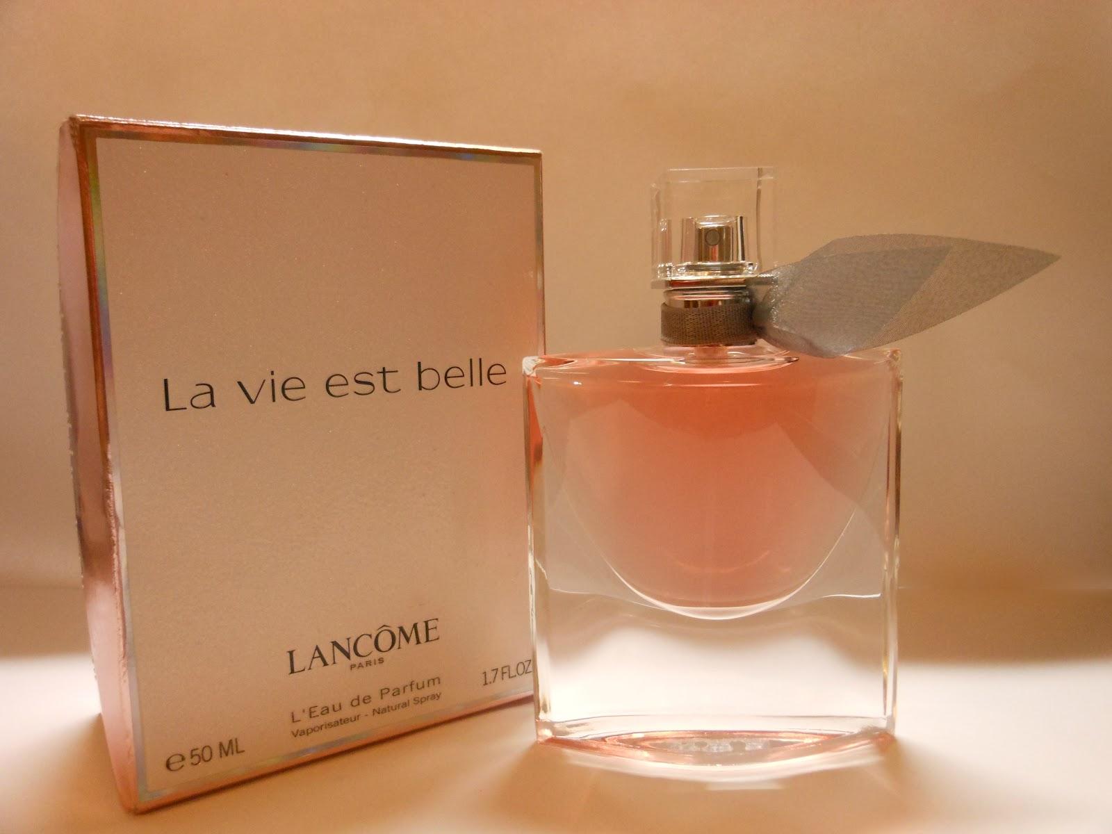 cherrysue doin 39 the do introducing lanc me 39 s newest fragrance la vie est belle. Black Bedroom Furniture Sets. Home Design Ideas