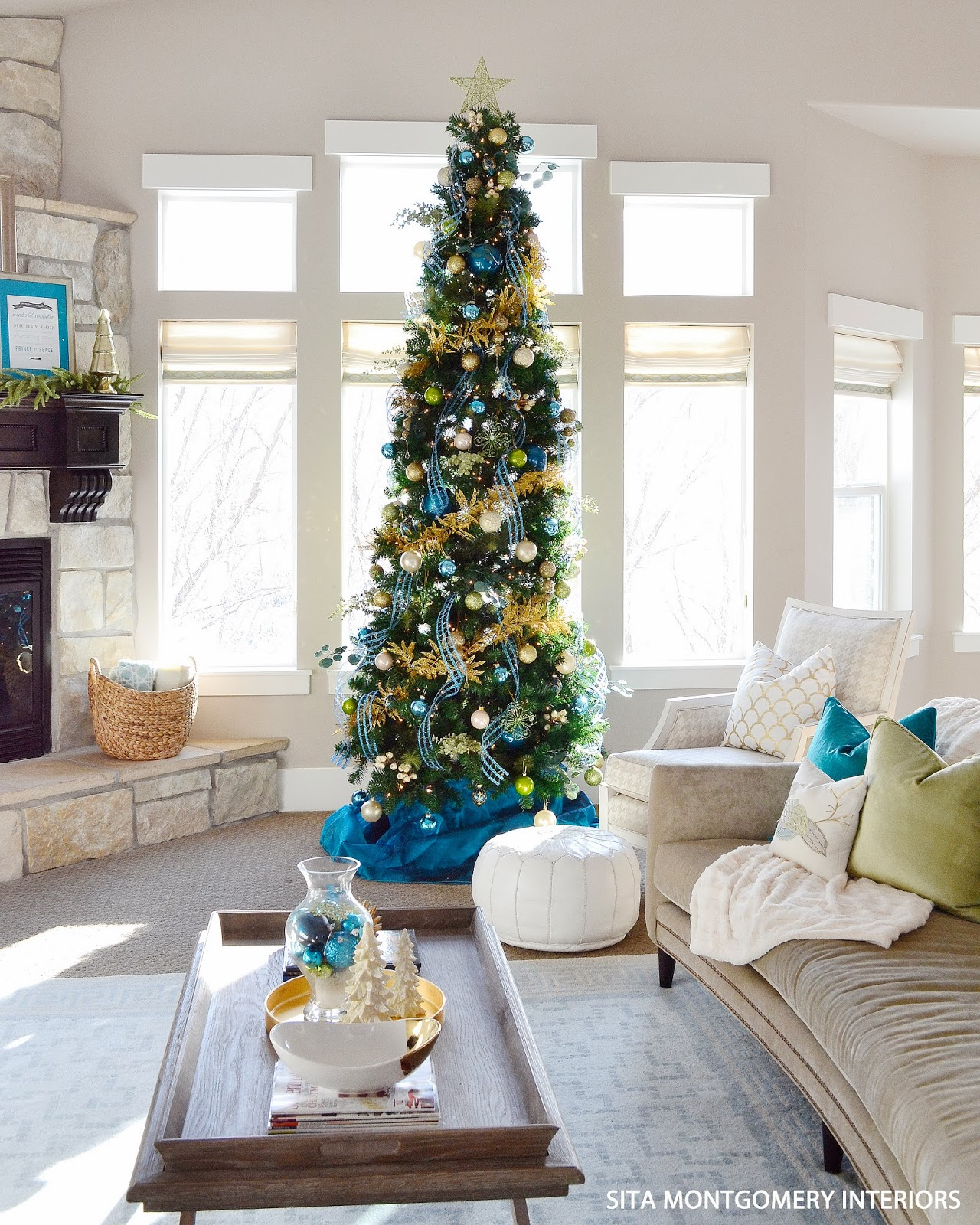 Sita Montgomery Interiors: Sita Montgomery Interiors: My 2013 Holiday Home