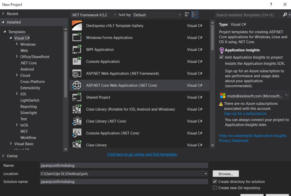 Hansamali Gamage: ASP NET Core : Advanced JQuery dialog actions