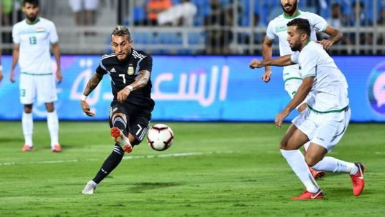 MESSI NOT NEEDED AFTER ARGENTINA WINS 4 - 0 TO IRAQ