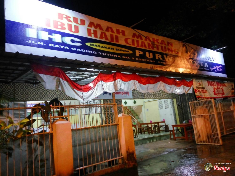 Rumah Makan Hj. Cijantung