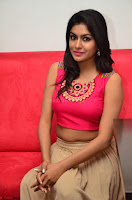 Akshita super cute Pink Choli at south indian thalis and filmy breakfast in Filmy Junction inaguration by Gopichand ~  Exclusive 118.JPG