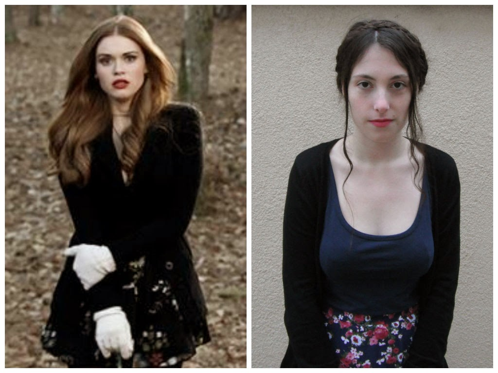 inspiration look tenue holland roden lydia martin teen wolf episode 10 saison 1