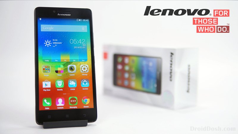 Upgrade Firmware Lenovo A6000 S061 to S062 (Lollipop)