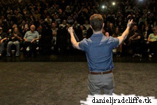 Updated: Daniel Radcliffe greets fans at What If screenings in Los Angeles