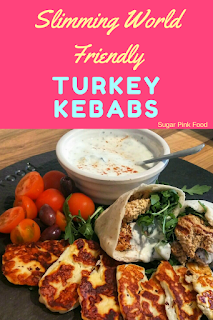 turkey kebabs slimming world recipe