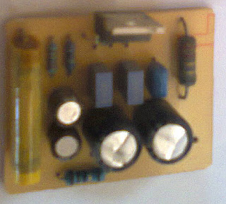 Assemble tda2050 mini power amp