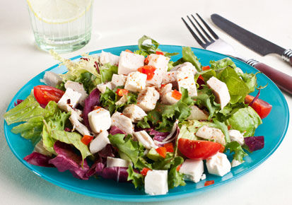 7 Easy & Healthy Salad Recipes for Dinner