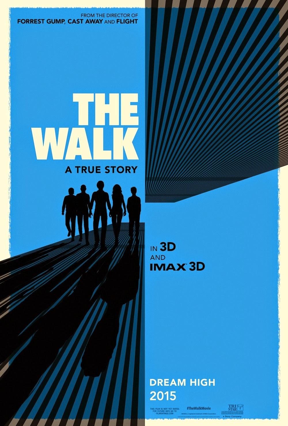 The Walk ไต่ขอบฟ้าท้านรก [HD]