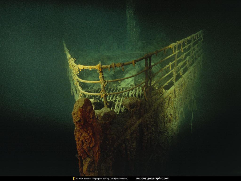 download wallpaper titanic under - photo #17
