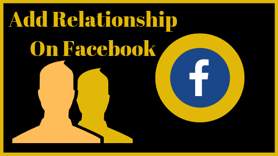 How Do You Get In A Relationship On Facebook<br/>