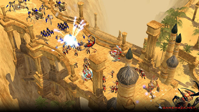 Rise of Nations Rise of Legends Gameplay Screenshot 5