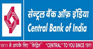 Central Bank of India Recruitment Notice for Credit Officers and Risk Managers