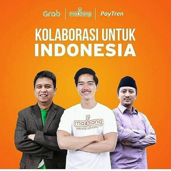 Kehadiran Paytren 5.0 Menggandeng Grab Dan Madhang.id