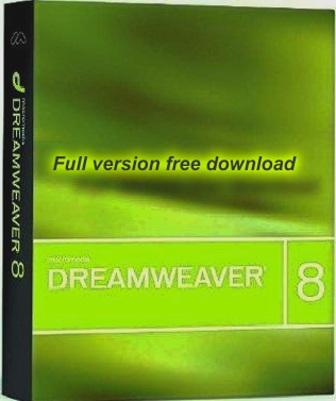 macromedia dreamweaver 8 gratuitement