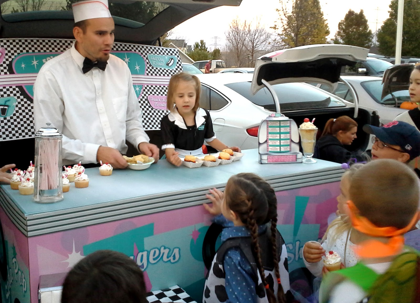 Sweeten Your Day Events 50 S Diner Trunk Or Treat