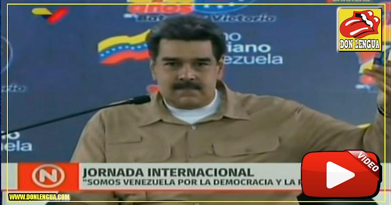 Maduro ordenará al TSJ que meta preso  a Juan Guaidó