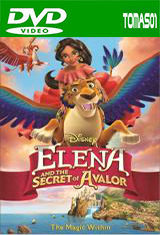 Elena y el secreto de Avalor (2016) DVDRip