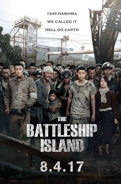 The Battleship Island (2017) ταινιες online seires xrysoi greek subs