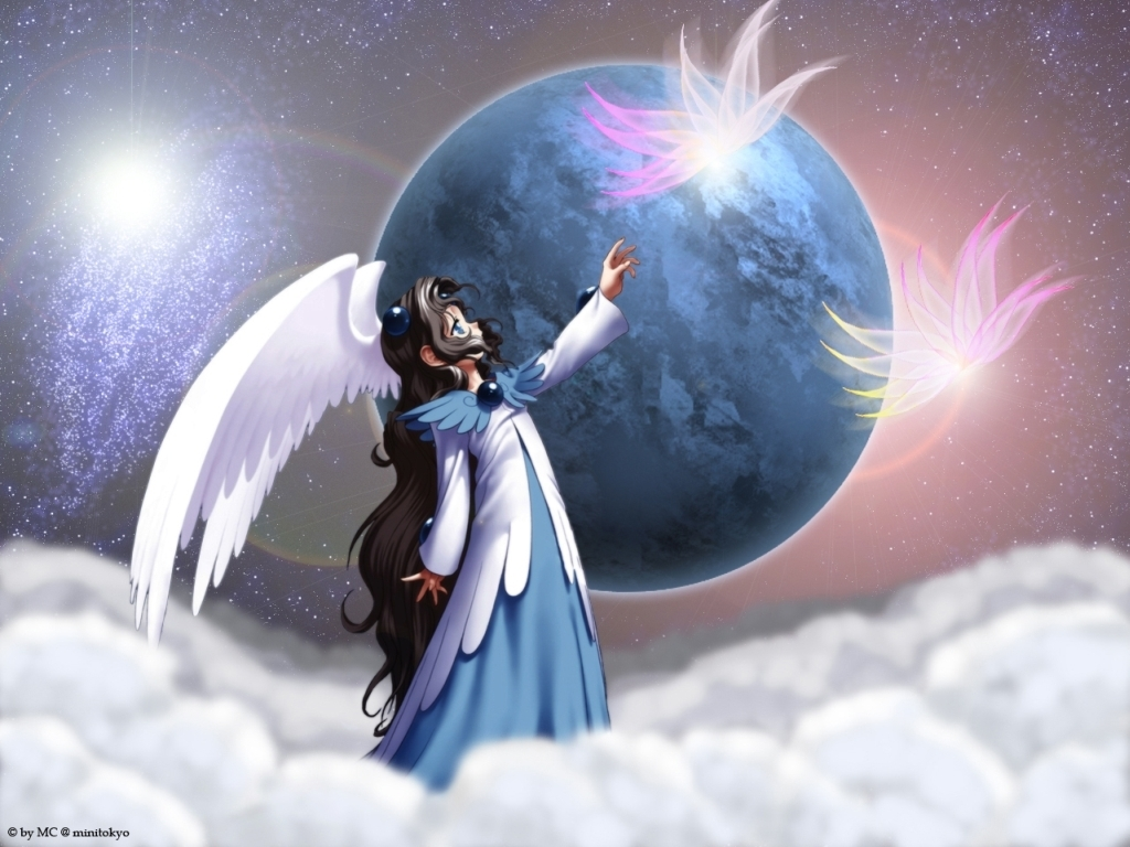 I Am Alone Wallpapers 3d High Resolution Wallpapers Angel Wallpapers Best Angel