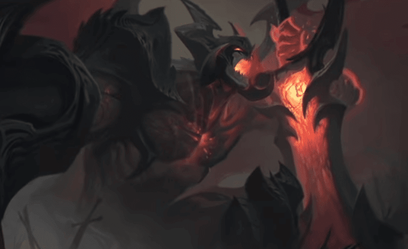aatrox splash art progress