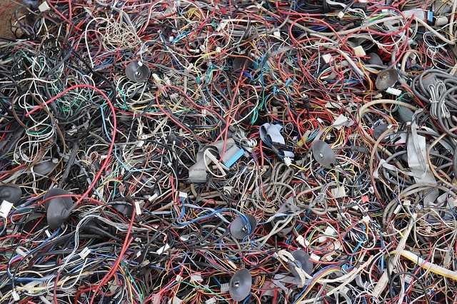 Dumping your cable TV subscription like trashed wires helps you on how to save money.