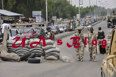 Military Invades Nnamdi Kanu's Community In Abia For The 3rd Time