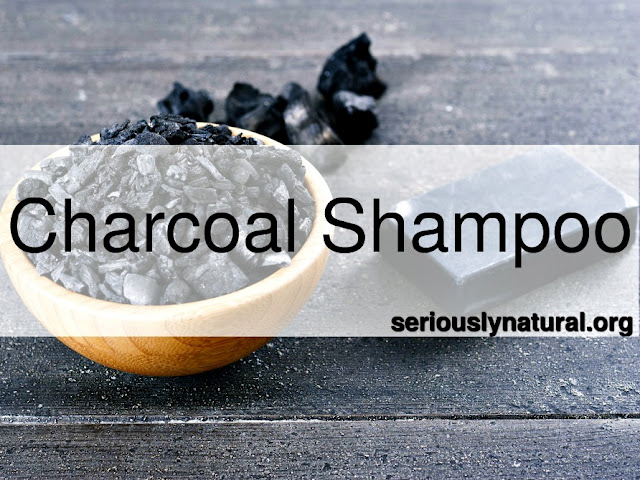 Click here to buy AzureGreen HACTCPB 1lb Activated Charcoal Powder, a detoxifier for hair this spring!