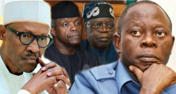Oshiomhole Battle: Buhari, Tinubu, Others Meet To Decide