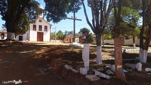 São Gonçalo do Rio das Pedras, Serro, Minas Gerais, Caminho dos Diamantes, Estrada Real