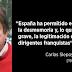 Carlos Slepoy, in memoriam