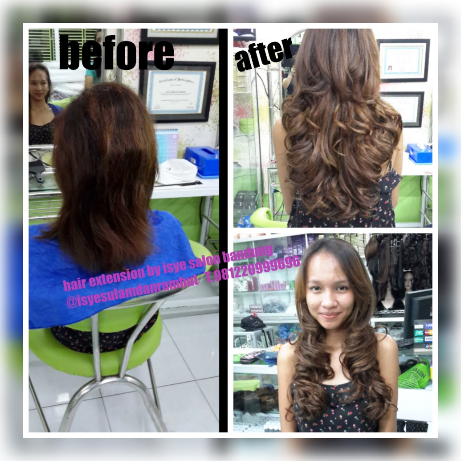 Isye Salon Specialist Hair Extension And Hair Clip