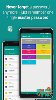 Password Safe and Manager Pro APK