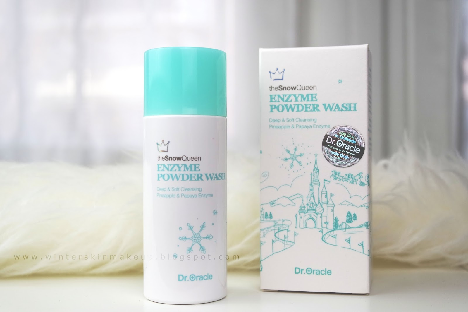 Dr. Oracle Snow Queen Enzyme Powder Wash
